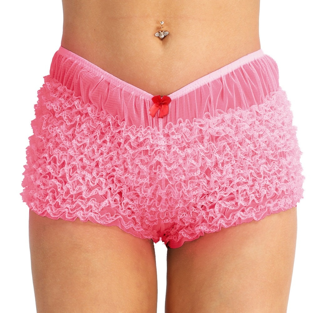 Sissified Jenny Lace Bloomers